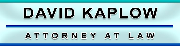 David Kaplow, Stuart - Martin County Florida Lawyer